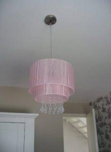 Louris Hanglamp Roze