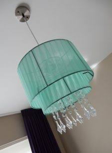 louris hanglamp mint