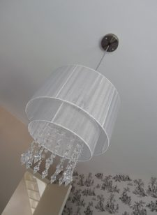 Louris hanglamp zilver